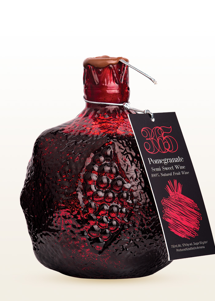 365 Pomegranate wine