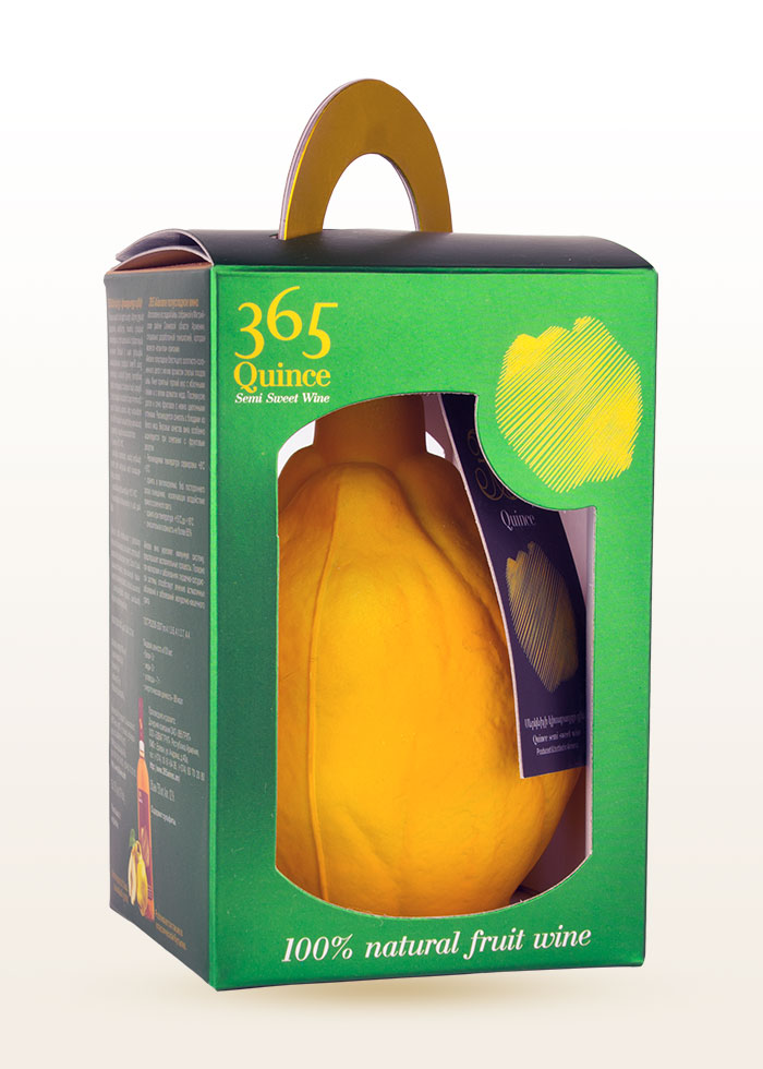 365 Quince Wine in box