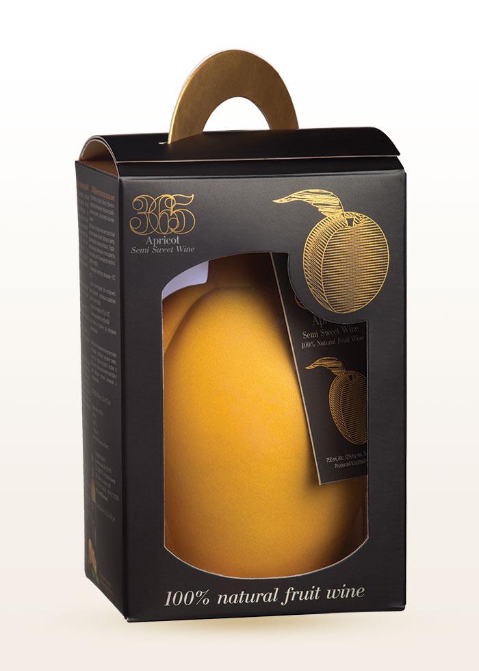 365 Абрикосовое сувенирное в подарочной упаковке